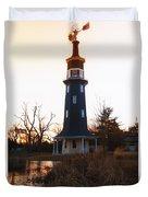 Sundown Dwight Windmill Duvet Cover