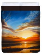 Sundown Duvet Cover