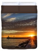 Sundown Duvet Cover