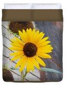 Sunflower 1 Duvet Cover