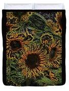 Sunflower 18 Duvet Cover