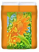 Sunflower 2 Duvet Cover