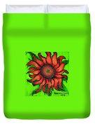 Sunflower 3 Duvet Cover