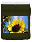 Sunflower And Bee-3879 Duvet Cover