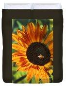 Sunflower And Bee-4041 Duvet Cover