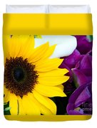 Sunflower And Company Duvet Cover