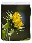 Sunflower Bright Side Duvet Cover