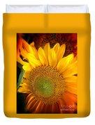 Sunflower Bright Duvet Cover