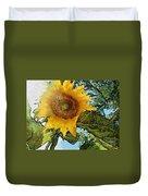 Sunflower Light Duvet Cover