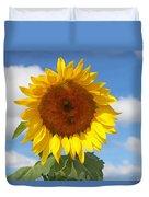Sunflower Nirvana 30 Duvet Cover