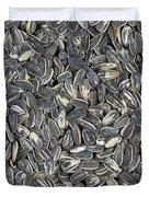 Sunflower Seeds Duvet Cover