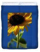 Sunflower Three Duvet Cover