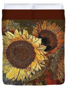 Sunflowers 397-08-13 Marucii Duvet Cover
