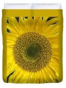 Sunflower's Cluster Duvet Cover