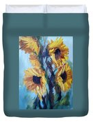 Sunflowers II Duvet Cover