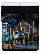 Shem Creek Life Duvet Cover