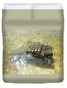 Sunken Glory Duvet Cover