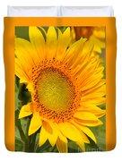 Sunkissed Sunflower Duvet Cover