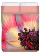 Sunlight Just Right Duvet Cover by Heidi Smith