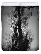 Sunlit Moss Duvet Cover