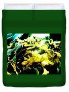 Sunlit Seaweed Duvet Cover