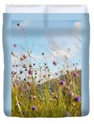 Sunny Bliss. Rest And Be Thankful. Scotland Duvet Cover