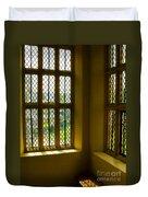 Sunny Corner At Montacute House  Duvet Cover