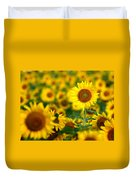 Sunny Delight Duvet Cover