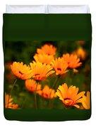 Sunny Floral Duvet Cover