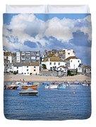 Sunny St Ives Duvet Cover