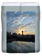 Sunrise Arise Buffalo Ny V2 Duvet Cover