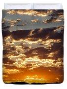 Sunrise At Spirit Lake Sanctuary 20140710 0604 Duvet Cover