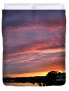 Sunrise Bay Duvet Cover