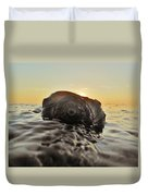 Sunrise Conch 9 10/3 Duvet Cover