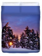 Sunrise Dreams Duvet Cover