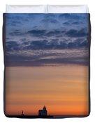 Sunrise Genesis Duvet Cover