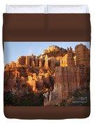 Sunrise In Bryce 2 Duvet Cover