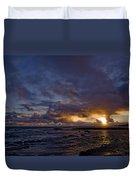 Sunrise In Paradise Duvet Cover