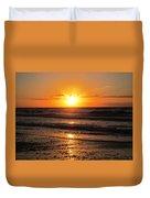 Sunrise In Texas 4 Duvet Cover