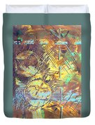 Sunrise One Duvet Cover