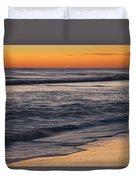 Sunrise Outer Banks Img 3664 Duvet Cover