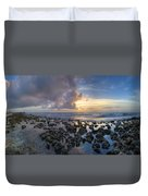 Sunrise Panorama Duvet Cover