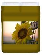 Sunrise Sunflower Duvet Cover