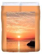 Sunrise - Sunset Duvet Cover