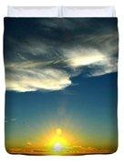 Sunset @ Chesapeake Bay-2 Duvet Cover