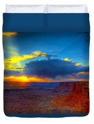 Sunset 2 Duvet Cover