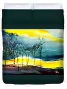 Sunset 3 Duvet Cover