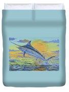 Sunset Blue Off0085 Duvet Cover