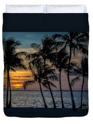 Sunset Breeze Duvet Cover