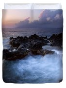 Sunset Churn Duvet Cover